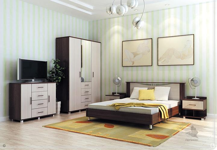 мебель для спальни на заказ изготовим по индивидуальному проекту